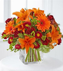 Fabulous Fall Bouquet by FTD