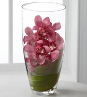 Photo of Spirited Orchid Bouquet by FTD