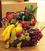 Photo of Gourmet Fruit Basket