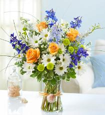 Photo of Summertime Breezes flowers arrangement