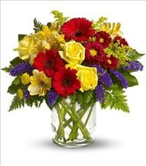Photo of Garden Parade in Vase
