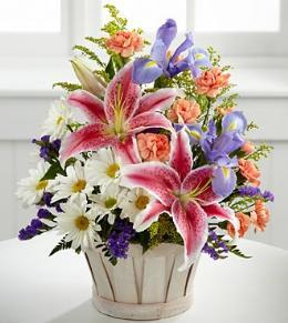 FTD Wondrous Nature Bouquet