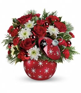 Ornament Bouquet by Teleflora