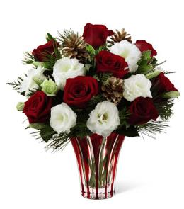 Holiday Wishes Bouquet by FTD