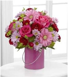 The FTD Color Your Day With Happiness Bouquet