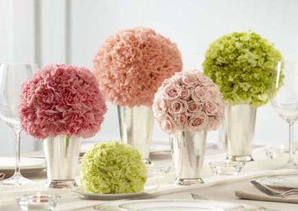 The FTD Bridesmaid's Garden Centerpiece