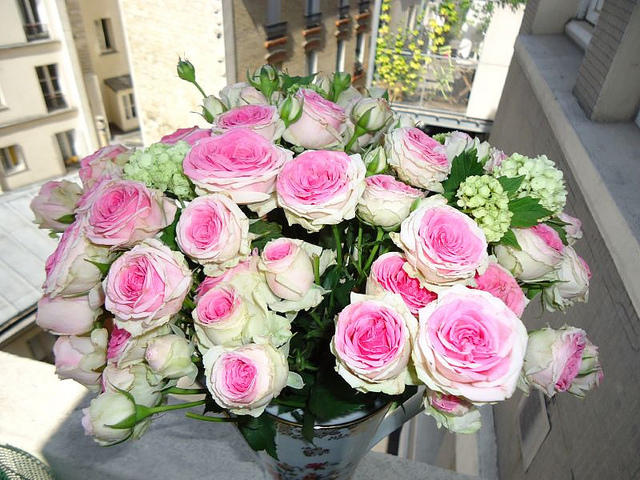 Bouquet of Birthday Roses