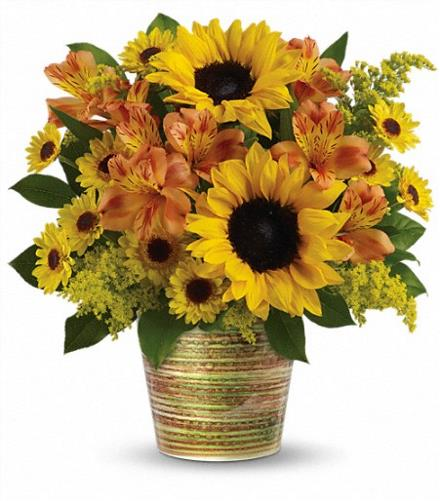 Teleflora's Grand Sunshine Bouquet - BF4275