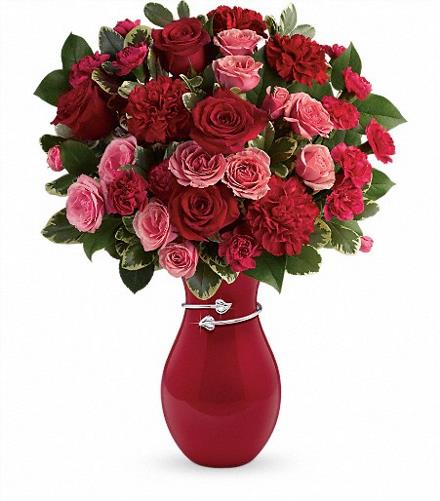 Hearts Entwined Bouquet by Teleflora - BF4200