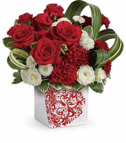 Cherished Love Bouquet by Teleflora - BF4208
