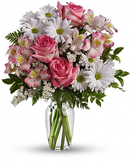 What a Treat Vase Teleflora - BF6536