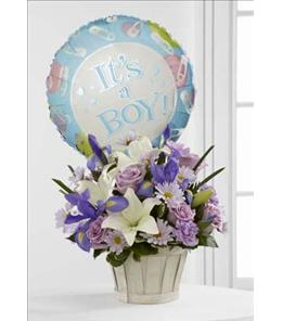 It's a boy baby shower flowers | Brant Florist