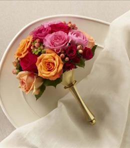 Ranunculus Bouquet | Unscented flowers | Brant Florist