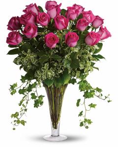 Cedar Pink Flowers