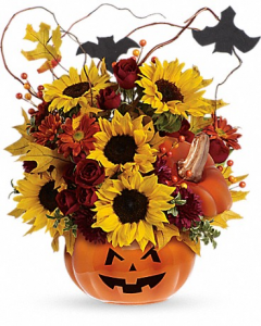 Fall Flowers By Brant Florist