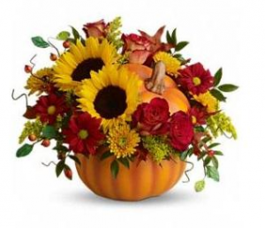 brant-florist-yellow-flowers-thanksgiving
