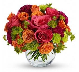 Brant Florist Orange Flowers