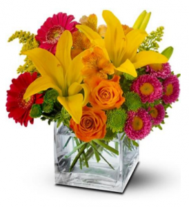 Brant Florist Yellow Flowers