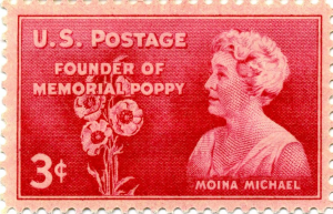 Remembrance Day Postage Stamp Brant Florist