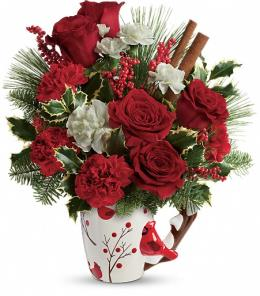 Winter Mug - Brant Florist