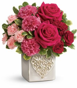 Beautiful Valentine's Flowers