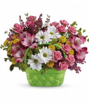 Photo of the Teleflora Easter Flowers