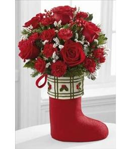 Photo of The FTD Celebrate the Season Bouquet - 12-C6