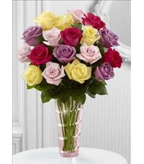 Photo of The FTD Mother's Day Mixed Rose Bouquet - 13-M8