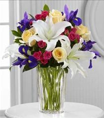 Photo of The FTD New Day Dawns Vase Bouquet  - 14-S4