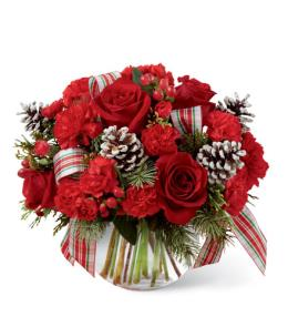 Photo of The FTD Christmas Peace Bouquet - B10-4962