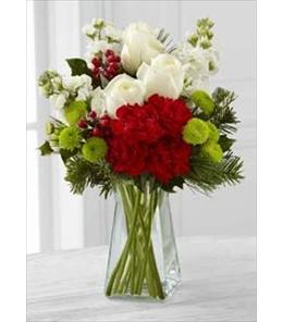 Photo of The FTD Christmas Peace Bouquet - B14-4832