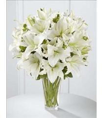 Photo of The FTD Spirited Grace Lily Bouquet - B26-4389
