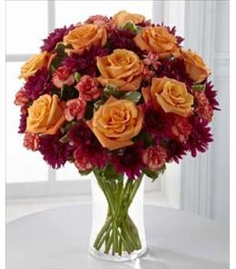 Photo of The FTD Autumn Treasures Bouquet - B7-4786