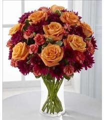 Photo of The FTD Autumn Treasures Bouquet - B7-4786