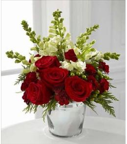 Photo of The FTD Season's Sparkle Bouquet - B8-4828