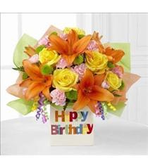 Photo of The FTD Birthday Celebration Bouquet - BDA