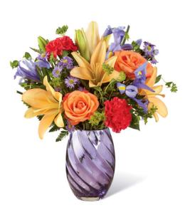Photo of BF2026/16-S4d (Approx. 10 to 12 Stems - Vase Included)