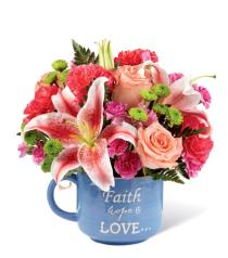 Photo of The FTD Sweet Devotion Bouquet  - 14-M6