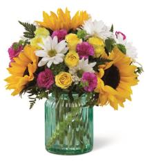 Photo of The FTD Sunlit Meadows Bouquet  - 15-M8