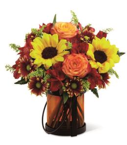Photo of Giving Thanks Bouquet by Better Homes and Gardens FTD - 15-F4