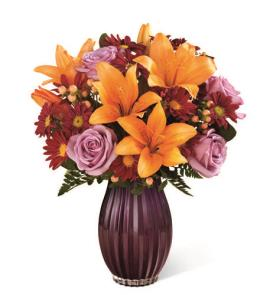Photo of Autumn Splendor Bouquet - 15-F5