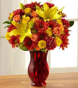 Photo of Thankful Harvest Fall Bouquet - FK824