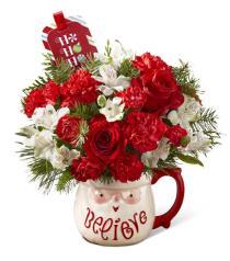 Photo of Believe Mug Christmas Hallmark 16-C7 - 16-C7