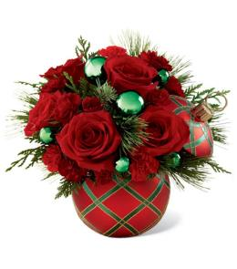 Photo of Season's Greetings Bouquet FTD C5 - 14-C5