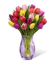 Photo of FTD Spring Tulip Bouquet  - 14-S2