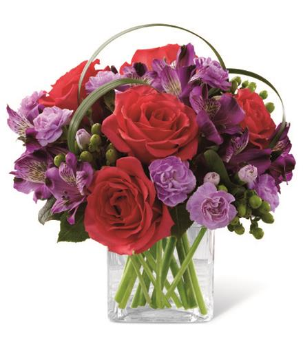 Photo of BF2177/C15D-4949d (14 Stems - vase included)