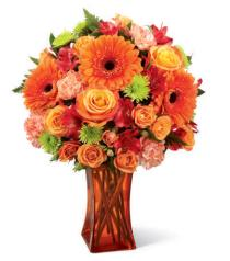 Photo of Orange Escape Bouquet by FTD - CDO