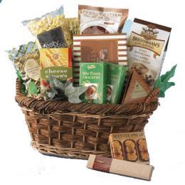 Photo of Bountiful Gourmet Basket - WGBG613
