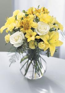 Photo of Your Day Flowers in Vase - C10-3474