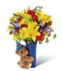 Photo of Big Hug Birthday Bouquet by FTD - BHBD